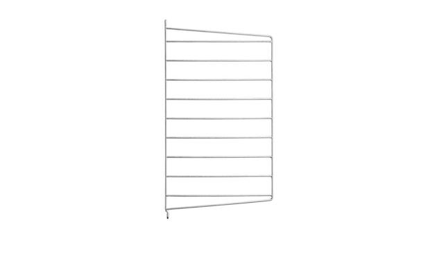 String - Outdoor Regal Wandleiter - verzinkt - einzeln, 50 x 30 cm - 1