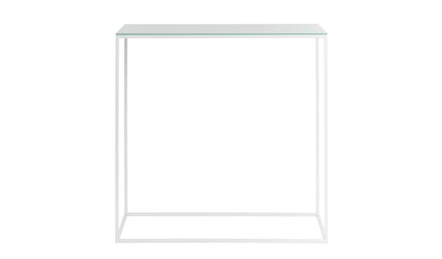 Schönbuch - Rack Konsoltisch - weiß - mit Glasplatte - 4