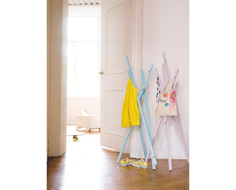 Schönbuch - Sticks Mini - aqua - Garderobenständer für Kinder - 2