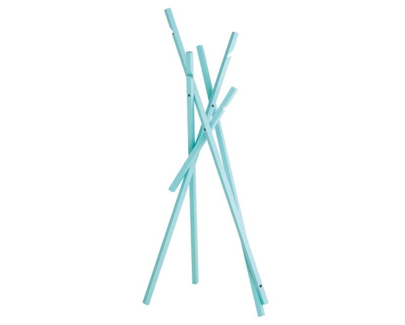Schönbuch - Sticks Mini - aqua - Garderobenständer für Kinder - 1
