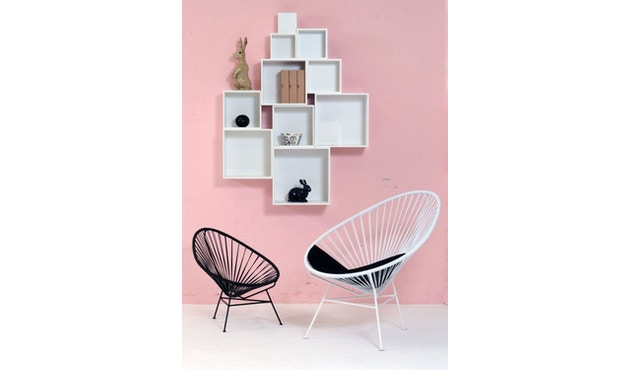 OK Design - Acapulco Mini Stuhl - Dusty Pink - 2