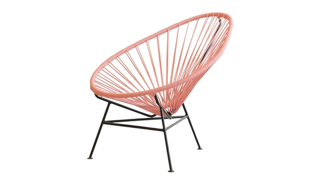 OK Design - Acapulco Mini Stuhl - Dusty Pink - 1