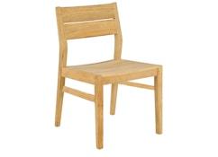 Roble Stuhl ohne Armlehnen