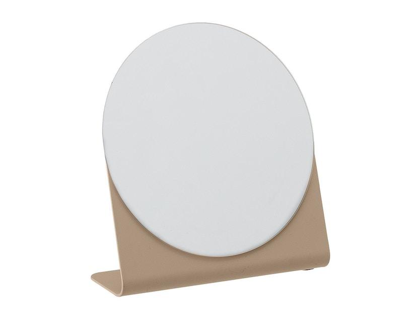 Bloomingville - Standspiegel - klein - grau - 0