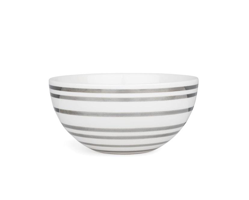 Kähler Design - Omaggio Schaal - zilver - Ø 15 cm - 1