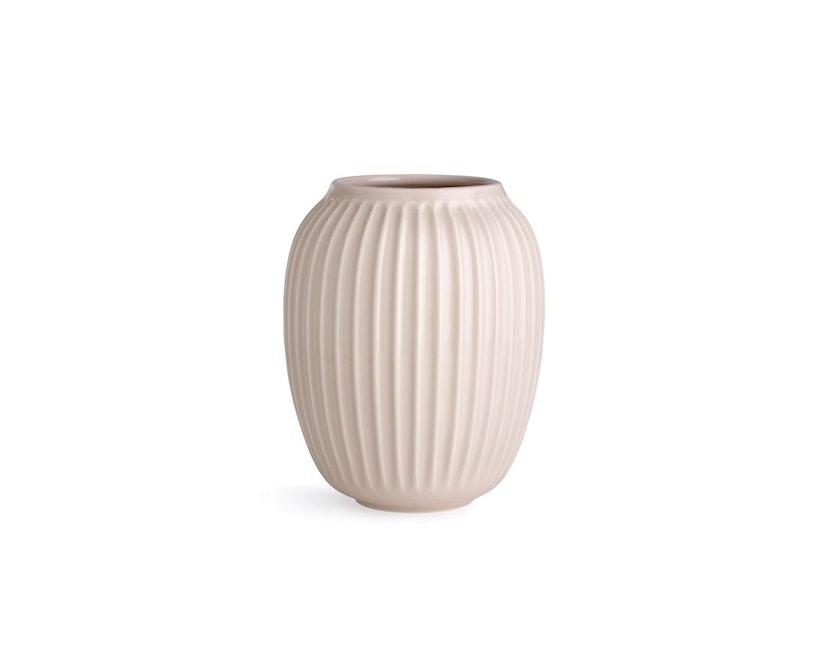 Kähler Design -  Hammershøi Vase - Höhe 10 cm - Rose - 1