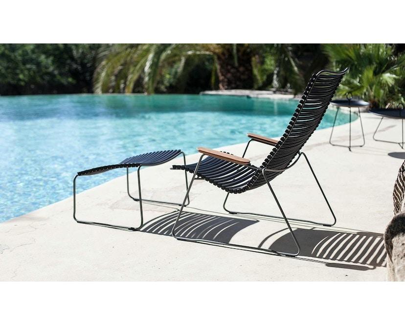 Houe - Click Lounge Stuhl - Pflaume - 2