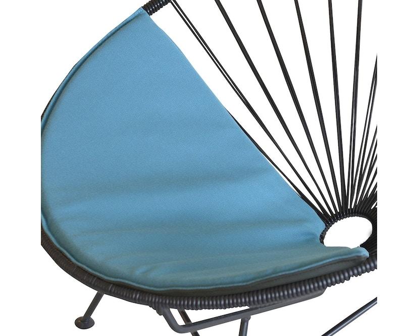 OK Design - Acapulco/Condesa Kissen - Petroleum Blue - 1