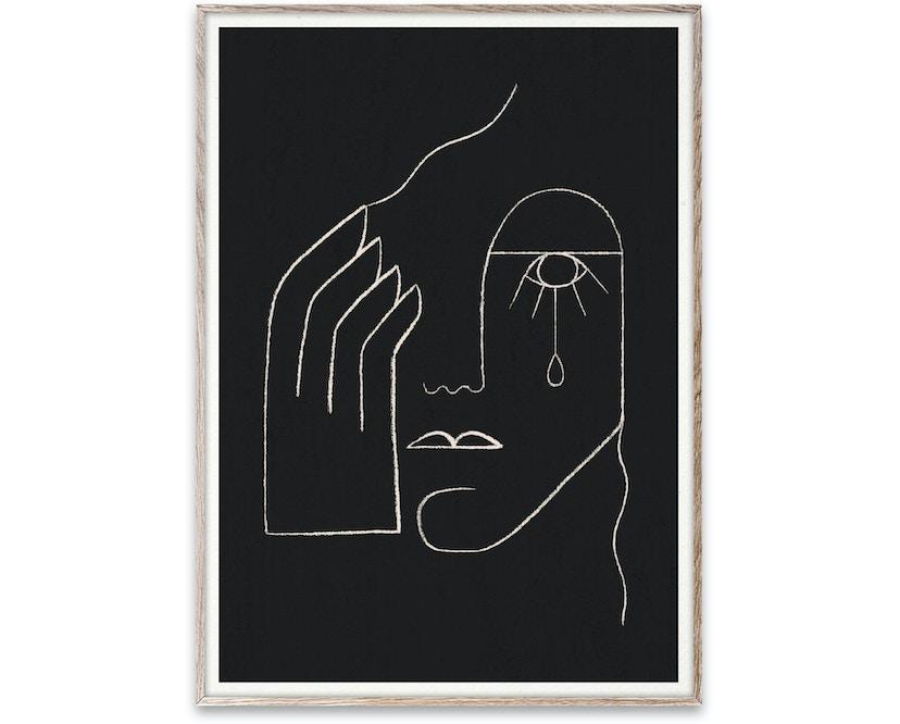 Single Tear Poster