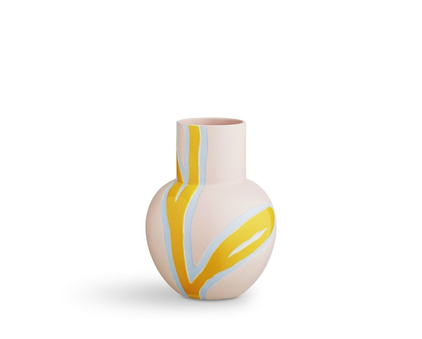 Kähler Design - Fiora Vase - pink - 2