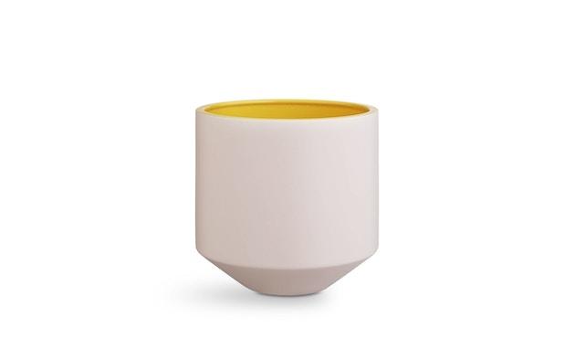 Kähler Design - Fiora Blumentopf - pink/gelb - 1