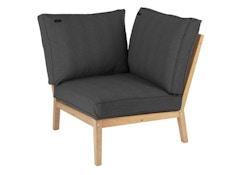 Module de canapé d'angle Lounge Roble