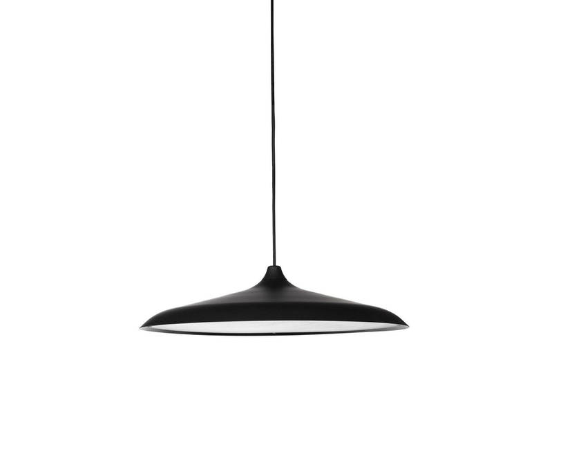 Menu - Circular Lamp - Black Aluminium - 2