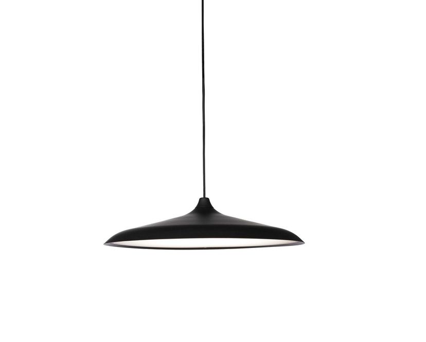 Menu - Circular Lamp - Black Aluminium - 3