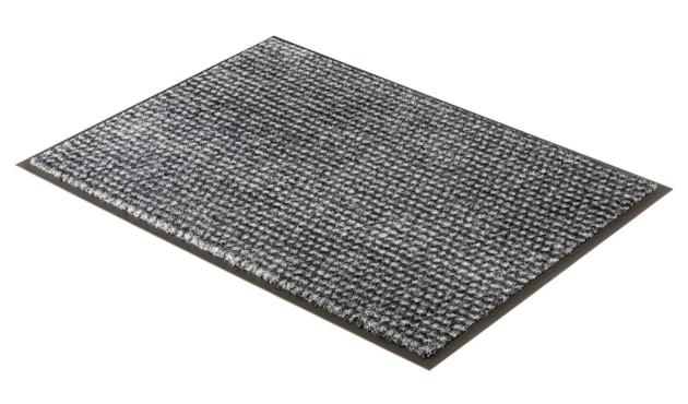 SCHÖNER WOHNEN-Kollektion - Miami Sauberlauf - 50 x 70 cm - Punkte anthrazit-grau - 3