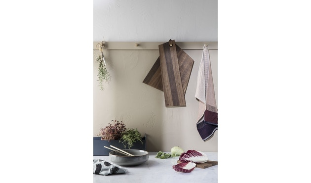 ferm LIVING - Akin Knitted Geschirtuch - 2