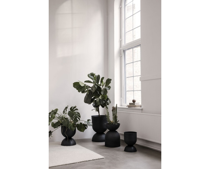 ferm LIVING - Hourglass Blumentopf - 4