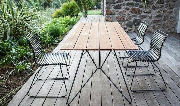 Houe - Click Dining stoel - zwart - 3