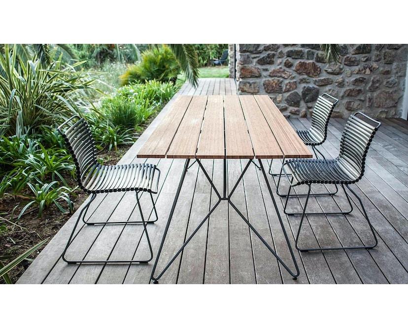Houe - Click Dining stoel - blauw - 3