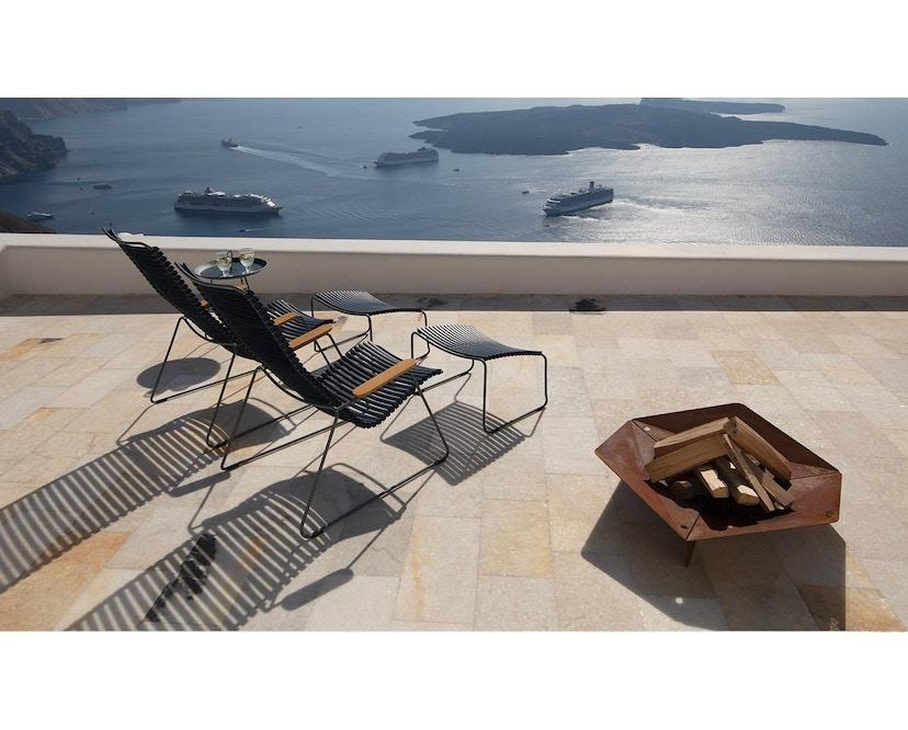 Houe - Click Lounge Stuhl - Pflaume - 3