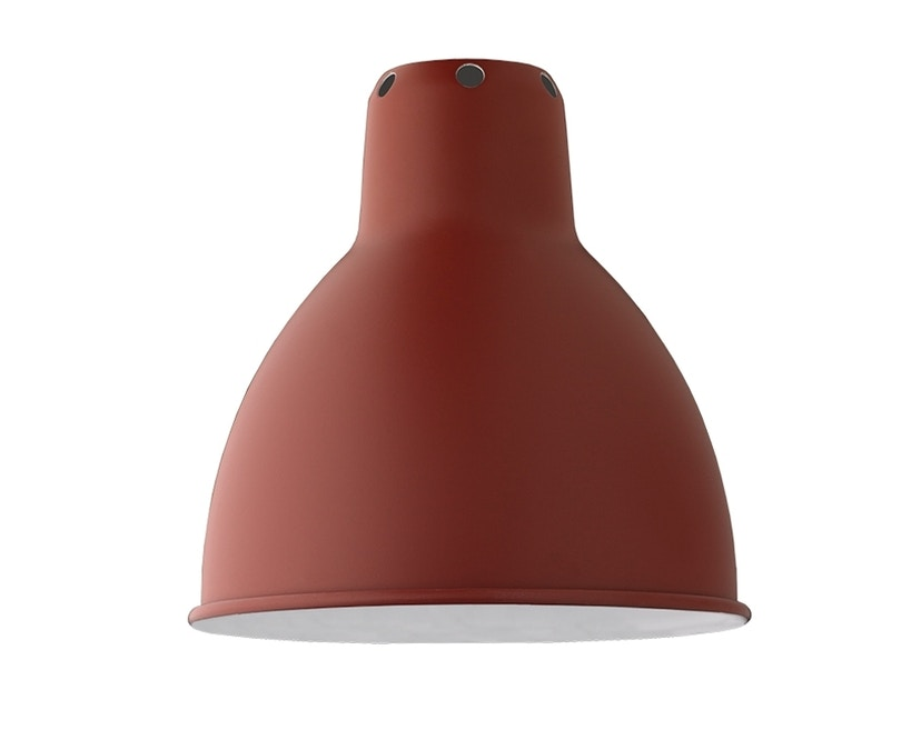DCW éditions - LAMPE GRAS N°214 Wandleuchte - rot - rund - 1