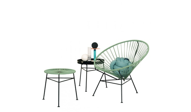 OK Design - Centro Hocker - Black - 2