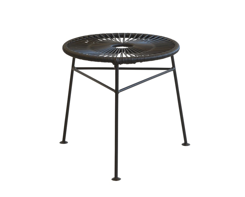 OK Design - Centro Hocker - Black - 1