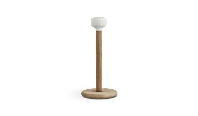 Kähler Design -  Hammershøi Küchenrollenhalter - weiß - 1