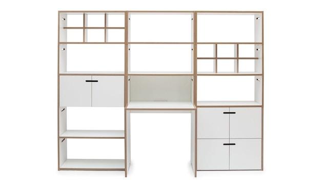 Tojo - Schreib Schreibtisch - weiß - 5