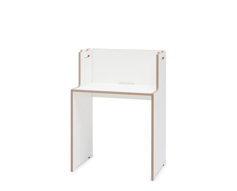 Tojo - Schreib Schreibtisch - weiß - 1