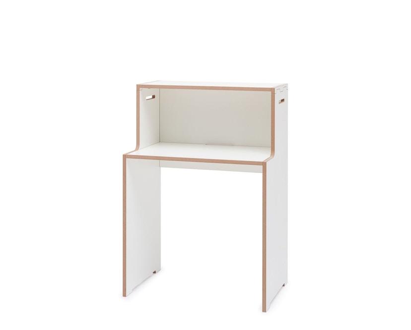 Tojo - Schreib Schreibtisch - weiß - 2