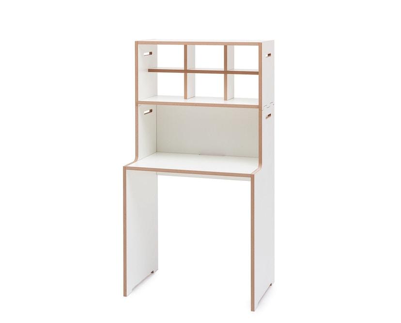 Tojo - Schreib Schreibtisch - weiß - 3