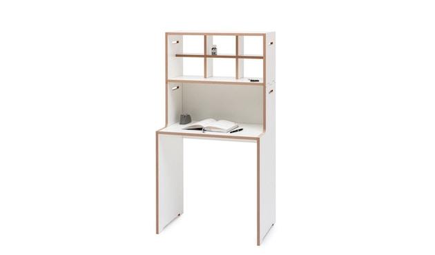 Tojo - Schreib Schreibtisch - weiß - 4