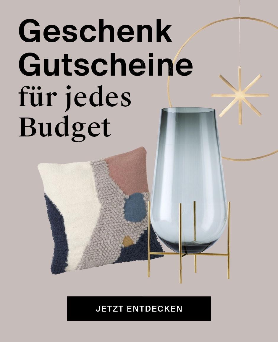 Geschenkgutscheine für jedes Budget  Dez. 2017