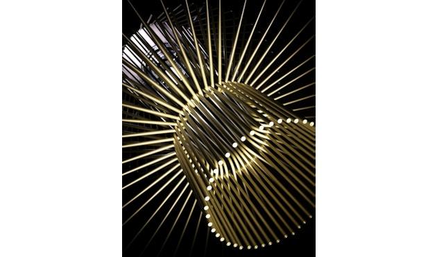 Foscarini - Allegro Assai Hängeleuchte Gold - 2
