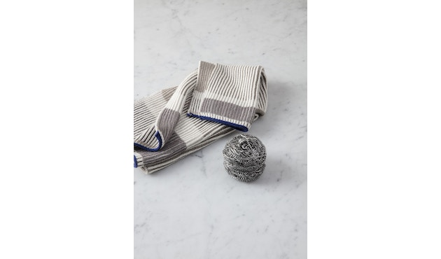 ferm LIVING - Akin Knitted Geschirtuch - 3