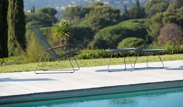 Houe - Click Lounge Stuhl - Pflaume - 4