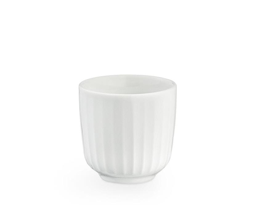 Kähler Design -  Hammershøi Becher - 10 cl - weiß - 1