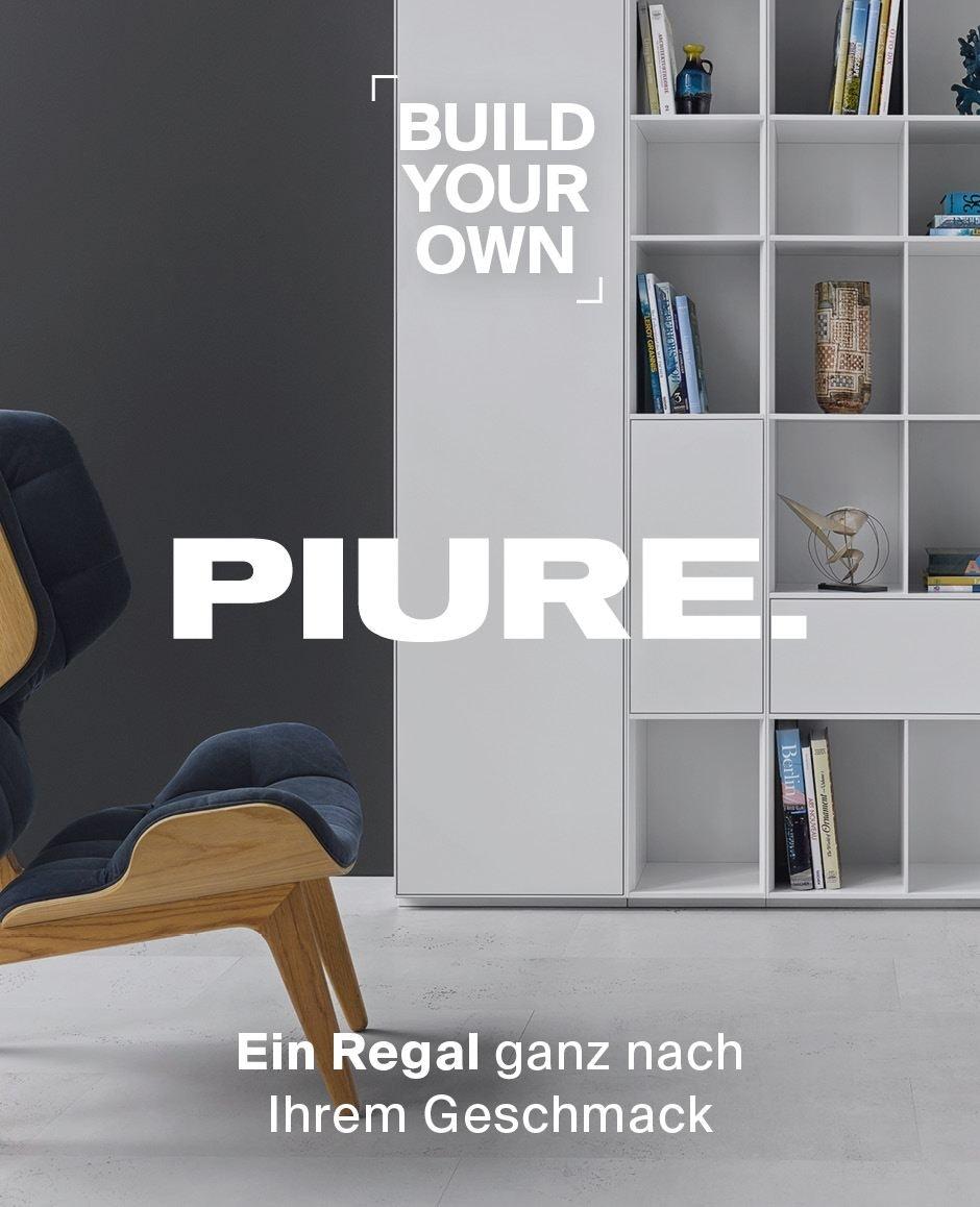 Nex Pur Regal-Konfigurator Werbemittel