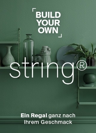 String Konfigurator Werbemittel