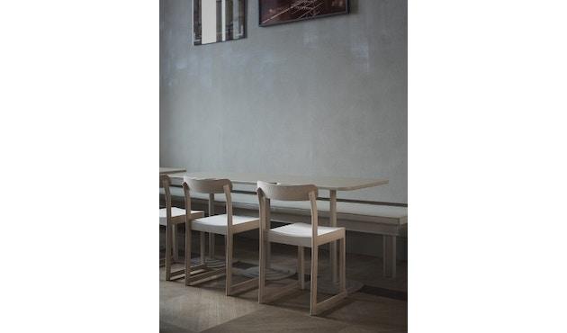 Artek - Atelier Stuhl - Buche natur, klar lackiert - 5