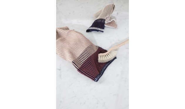 ferm LIVING - Akin Knitted Geschirtuch - 4