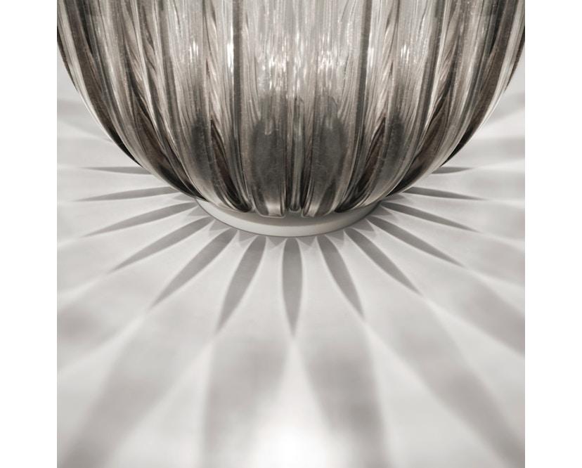 Foscarini - Plass Medium Hängeleuchte Grau 1 X E27 - 4