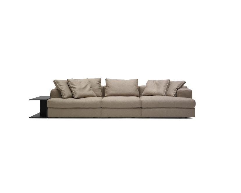Cassina - 192 Miloe Sofa - braun - 5