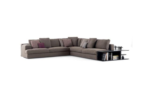 Cassina - 192 Miloe Sofa - braun - 1