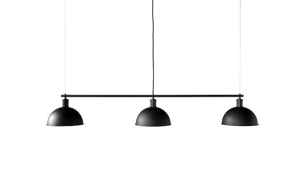 Menu - Hubert Suspension Frame - schwarz / bronziertes Messing - 1