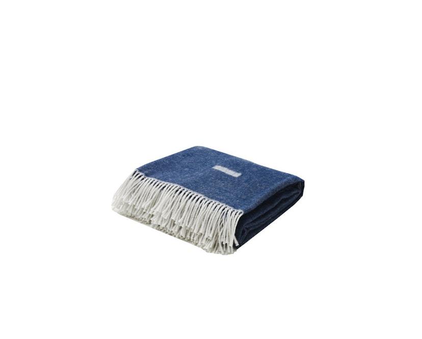 Skagerak - Iota Wolldecke - blau - 1