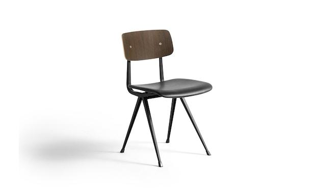 HAY - Result Stuhl gepolstert - Eiche geräuchert/Silo842 - 1