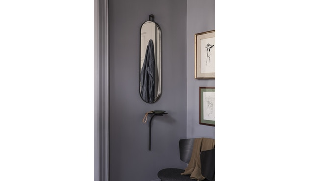 ferm LIVING - Poise Ovaler Spiegel - 2