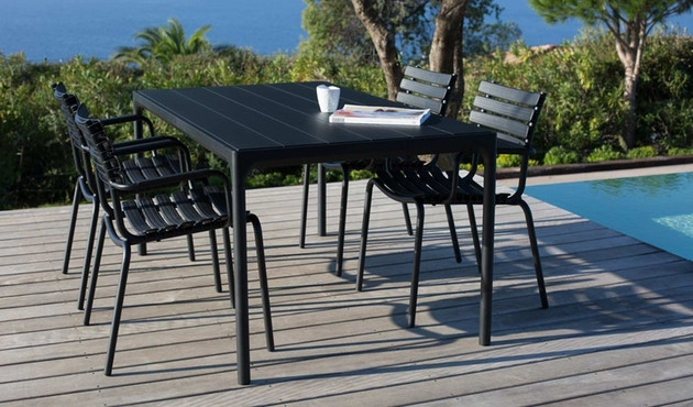 Houe - Four Outdoor Tisch - 3